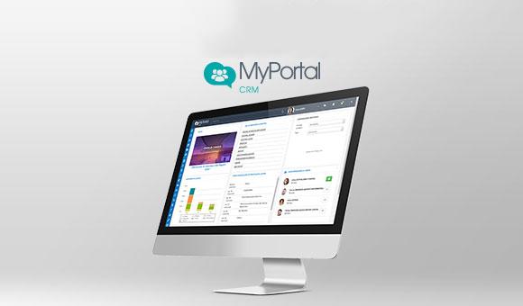 Nouvelle version MyPortal CRM